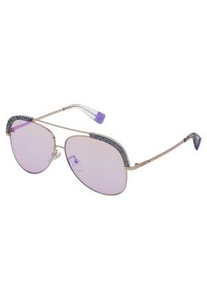 Sunglasses - shiny light gold
