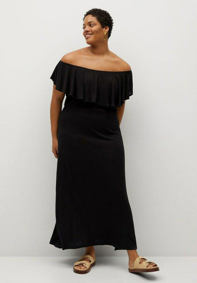 Violeta by Mango - Maxi dress - schwarz
