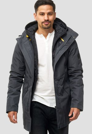 Winter coat - dark grey