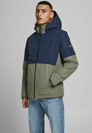 Winter jacket - navy blazer