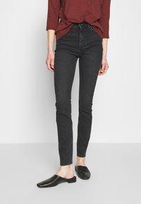 Tiger of Sweden Jeans - SHELLY - Jeans Skinny Fit - black - 0