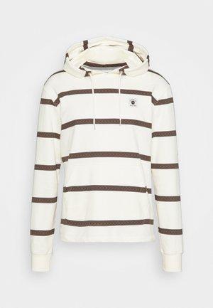 HOOD - Sweatshirt - antique white