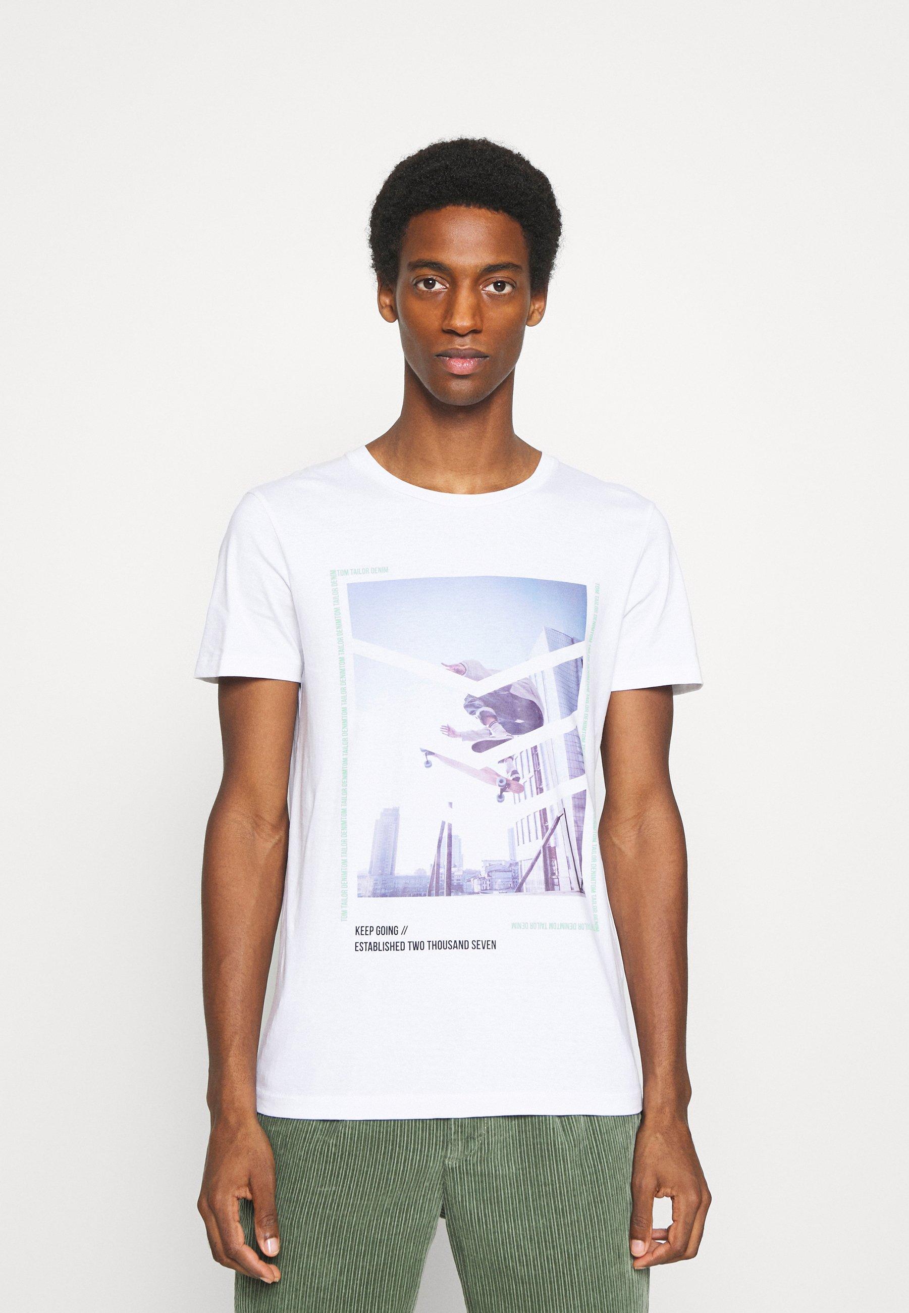 Men WITH PHOTOPRINT - Print T-shirt