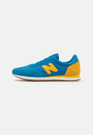 UL720 - Sneakersy niskie - yellow/blue