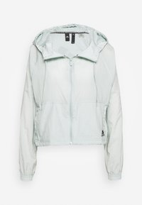 adidas Performance - JACKET - Training jacket - mint - 5