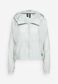 JACKET - Training jacket - mint
