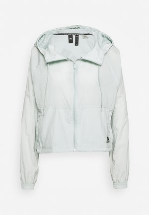 JACKET - Trainingsjacke - mint