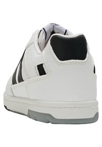Hummel Hive - POWER PLAY VEGAN ARCHIVE - Sneakersy niskie - white/anthracite - 3