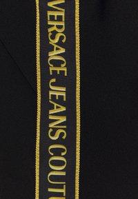 Versace Jeans Couture - LADY DRESS - Shift dress - black - 6