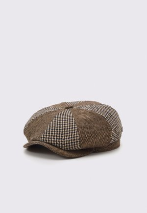 FENDER PHILLY BAGGY SNAP CAP UNISEX - Čepice - mocha