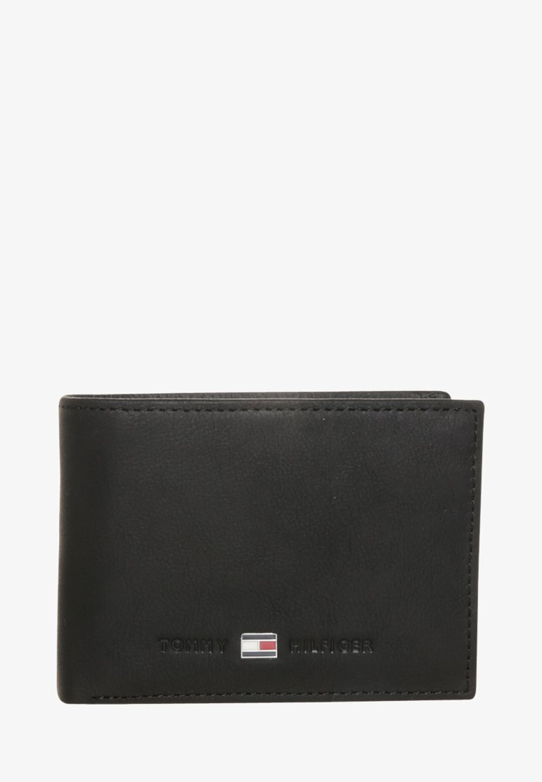 Tommy Hilfiger - JOHNSON  - Portemonnee - black