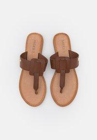 Mexx - GAVIA - T-bar sandals - tan - 5