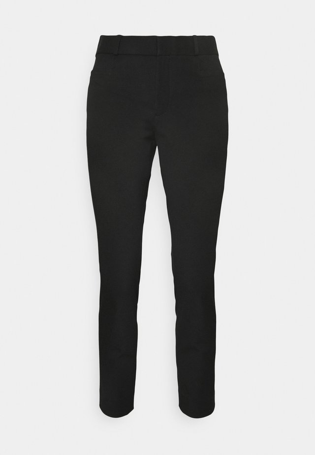 MODERN SLOAN SOLIDS - Broek - black