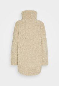 Esprit - JACKET - Classic coat - cream beige - 1