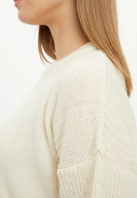 DeFacto - TUNIC - Long sleeved top - beige - 3