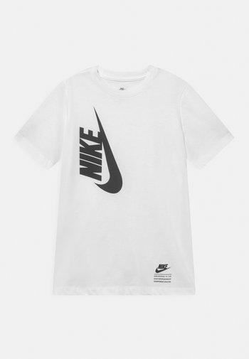 TEE AMPLIFY  - Print T-shirt - white