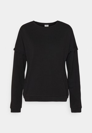 JDYRIKKE IVY LIFE - Sweatshirt - black