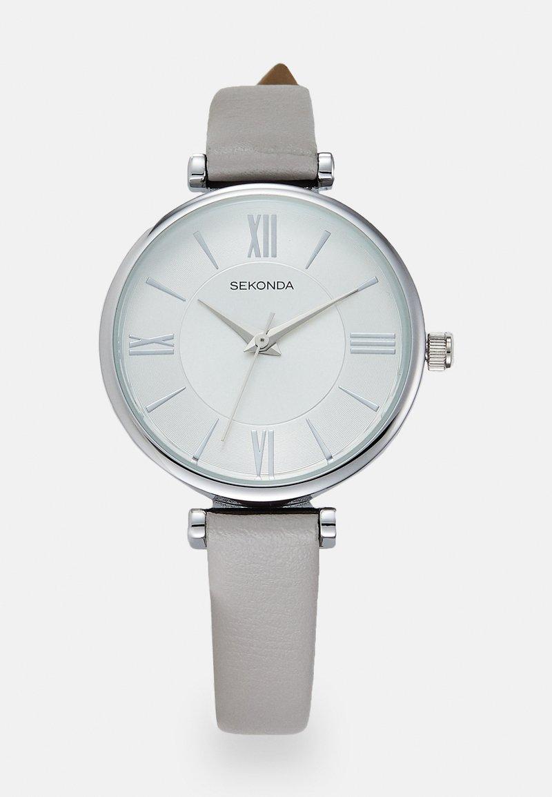 Sekonda - Hodinky - silver-coloured