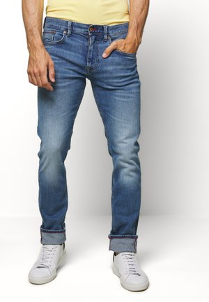 SLIM BLEECKER STRAIGHT BAIRD - Jeans slim fit - blue