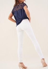 Salsa - PUSH UP SKINNY - Jeans Skinny Fit - weiß_0001 - 1