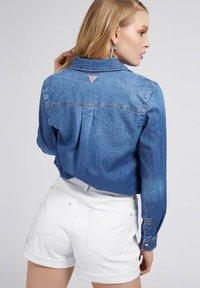 Guess - Button-down blouse - blau - 2