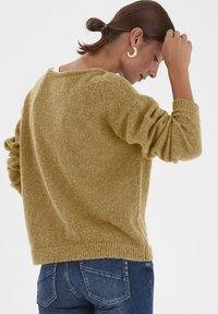 PULZ - PXIRIS SPECIAL FAIR OFFER - Jumper - gothic olive - 4