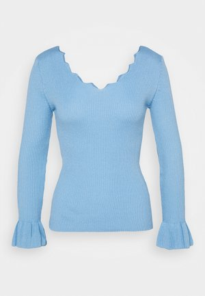 Jersey de punto - baby blue