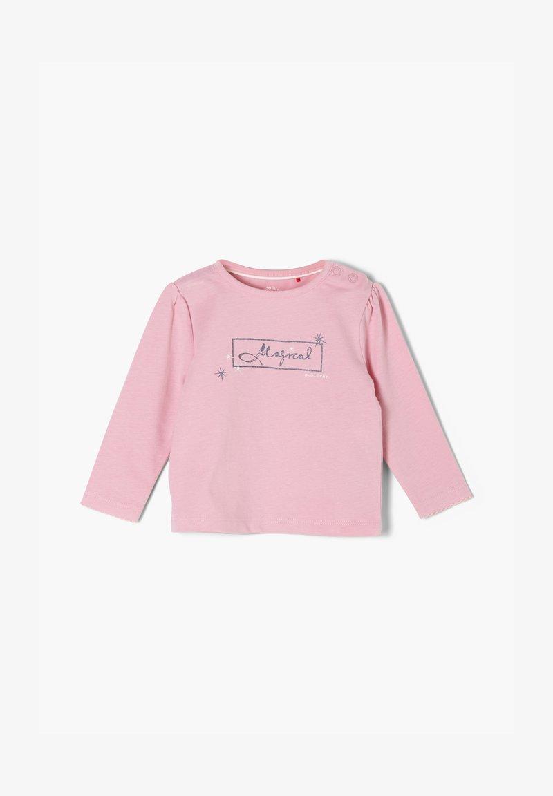 s.Oliver - Long sleeved top - light pink
