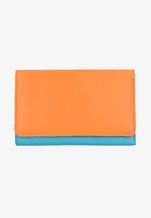 MEDIUM TRI FOLD - Wallet - orange