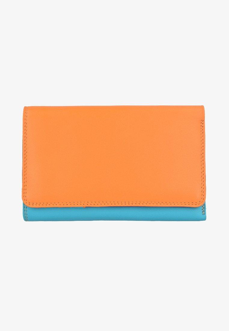 Mywalit - MEDIUM TRI FOLD - Wallet - orange