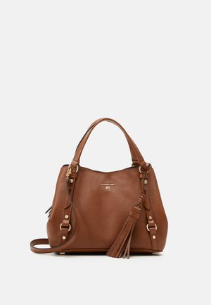 CARRIE - Handbag - tan