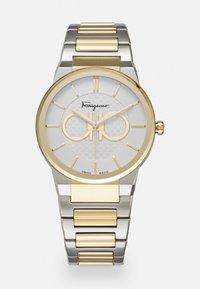 Salvatore Ferragamo - UNISEX - Watch - silver-coloured/gold-coloured - 0