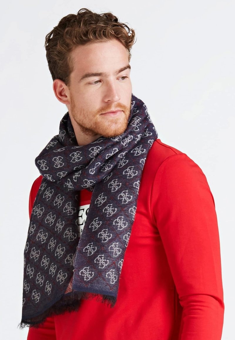 Guess - Scarf - blue