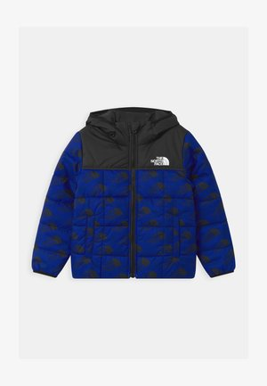 REVERSIBLE PERRITO UNISEX - Winter jacket - blue/black