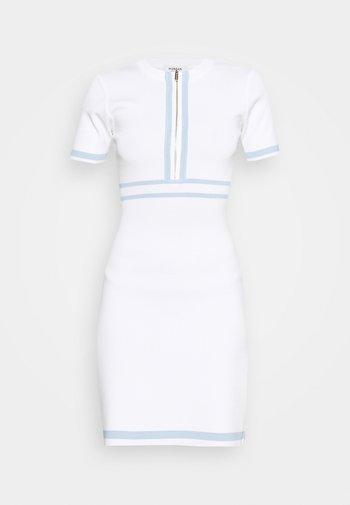 RMAYA - Jumper dress - cashmere blue