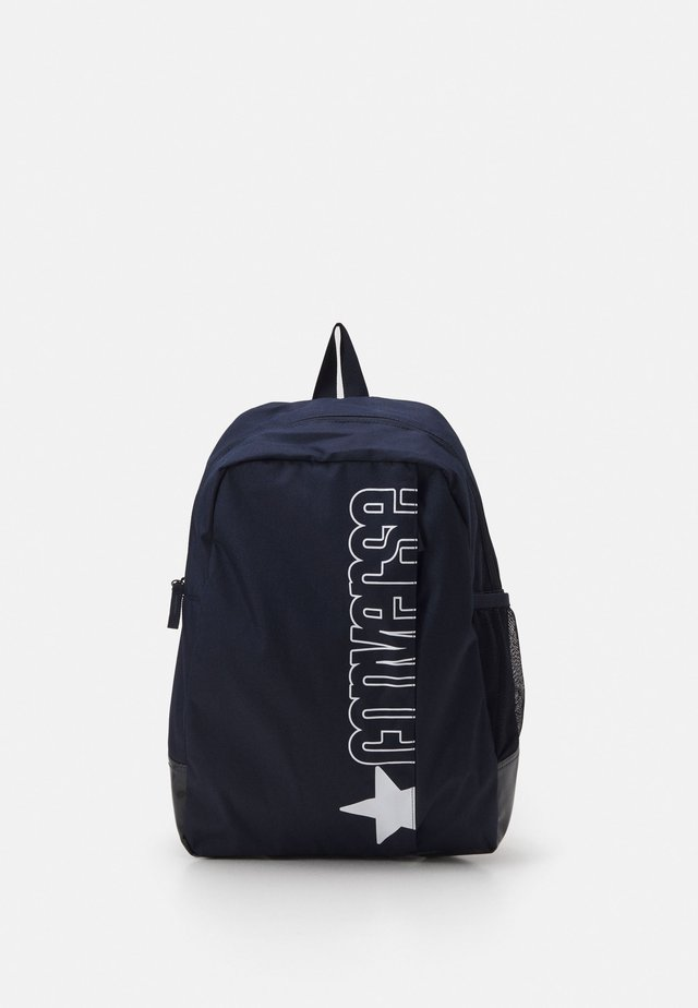 SPEED BACKPACK UNISEX - Reppu - obsidian