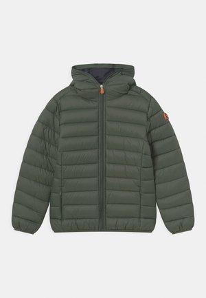 GIGA DONY UNISEX - Winter jacket - thyme green