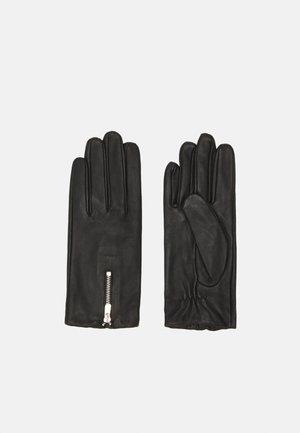 AZIPPA GLOVES - Handschoenen - black