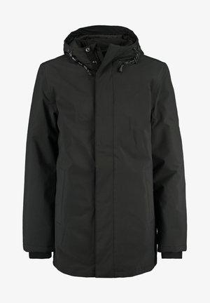 JERMAINE - Winter jacket - washed black