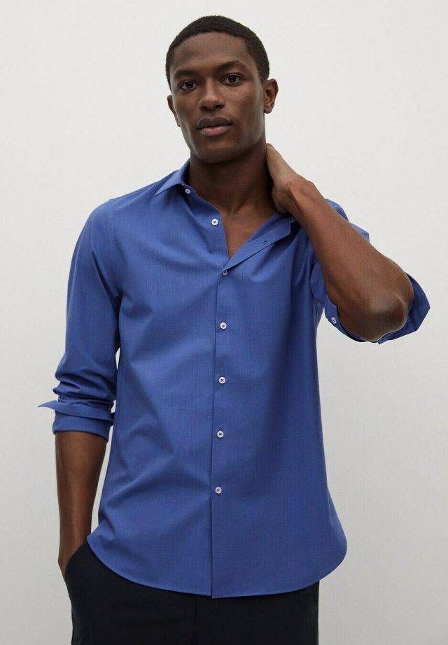 JACKSON2 - Skjorte - dunkles marineblau