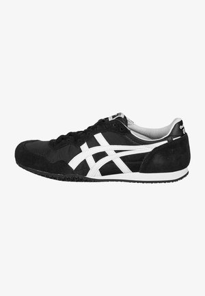 SERRANO - Sneakers basse - black/white