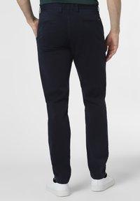 BOSS - SCHINO-TABER - Trousers - marine - 1