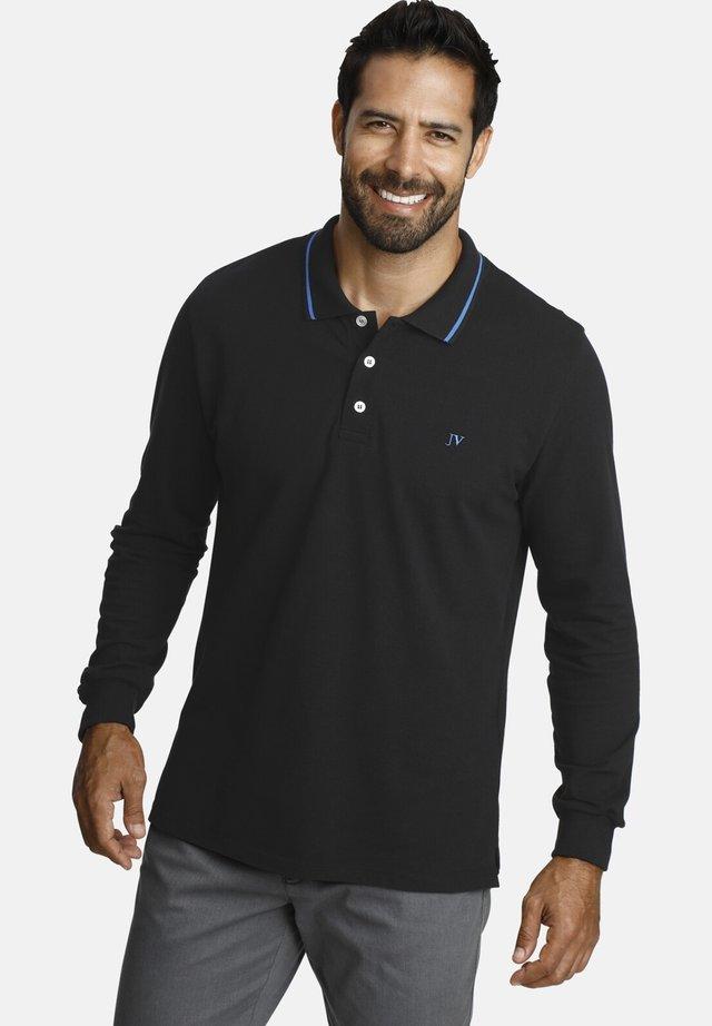ELLIS - Polo shirt - black