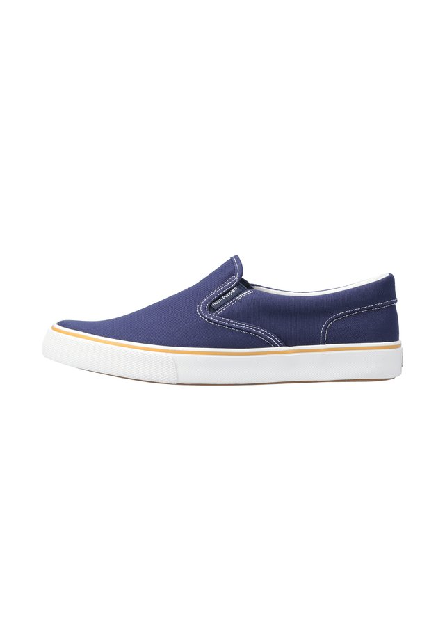 CHANDLER - Loaferit/pistokkaat - dark blue