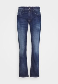 Replay - ROCCO - Straight leg jeans - dark blue - 3