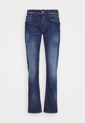 ROCCO - Straight leg jeans - dark blue