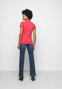 Polo Ralph Lauren - JULIE SHORT SLEEVE - Polo shirt - starboard red - 2