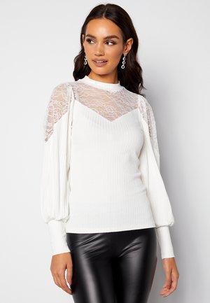 NATHALIE - Blouse - white