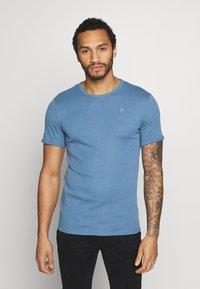 G-Star - BASE 2 PACK  - Basic T-shirt - delft - 2