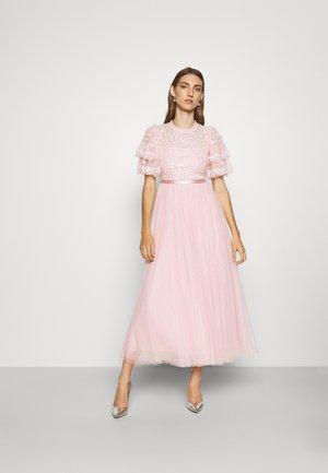 SEREN BODICE ANKLE GOWN - Společenské šaty - ballerina pink